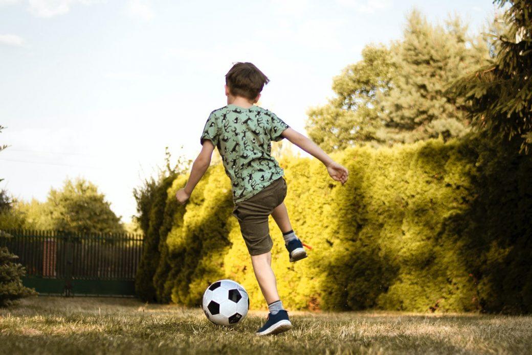 Čtyři nejlepší sporty pro děti